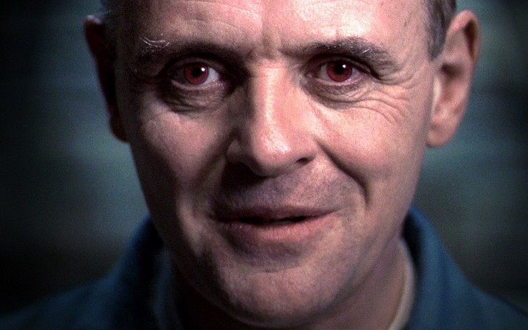 Hannibal Lecter Gaze No Film School Silence of the Lambs