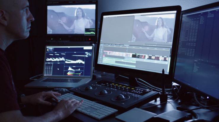 Happy Together Music Video Color Correction