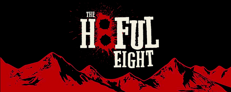 Taratino Hateful Eight Poster 70mm