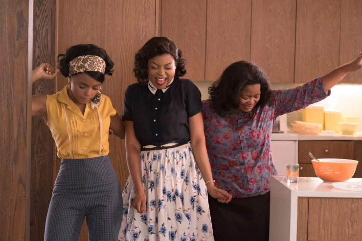 Hidden Figures screenplay