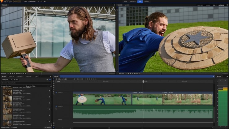Making Gameplay Videos Is Easier with New HitFilm 13 Express Update