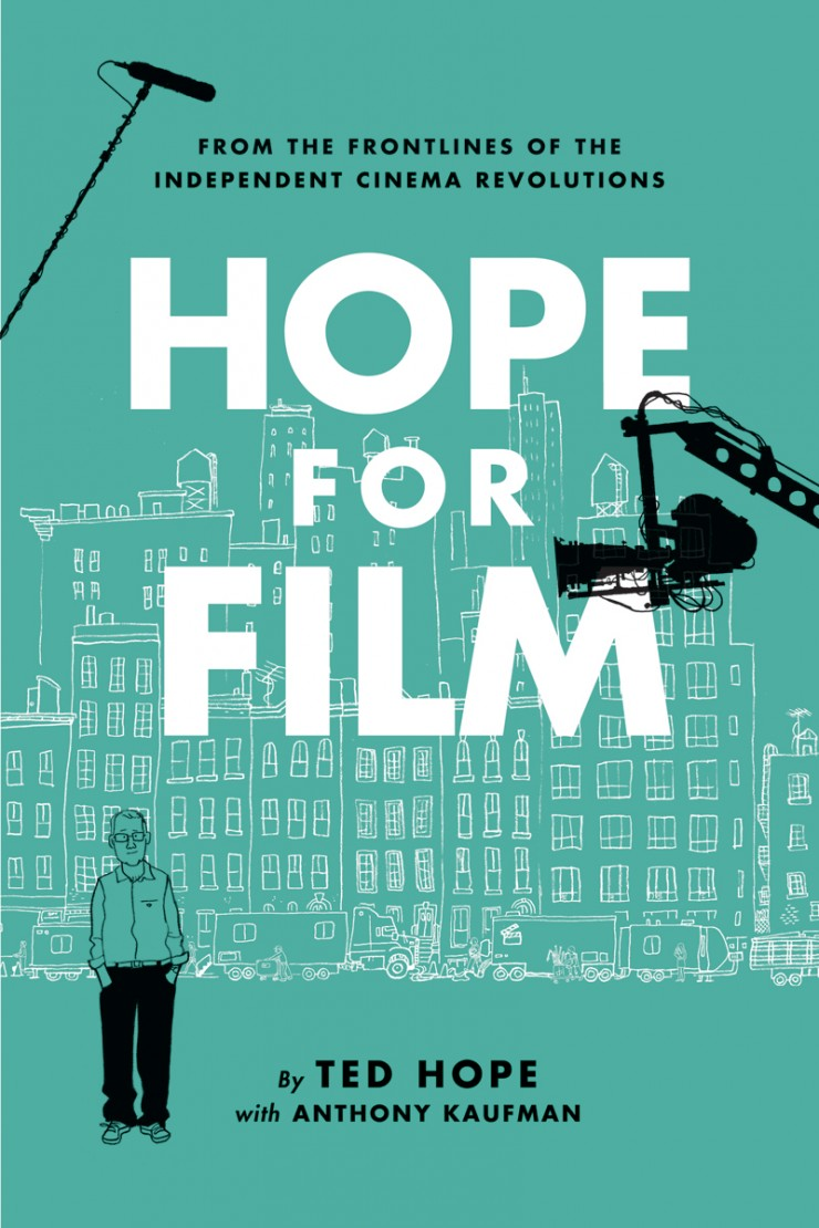 Hope for Film book by Ted Hope