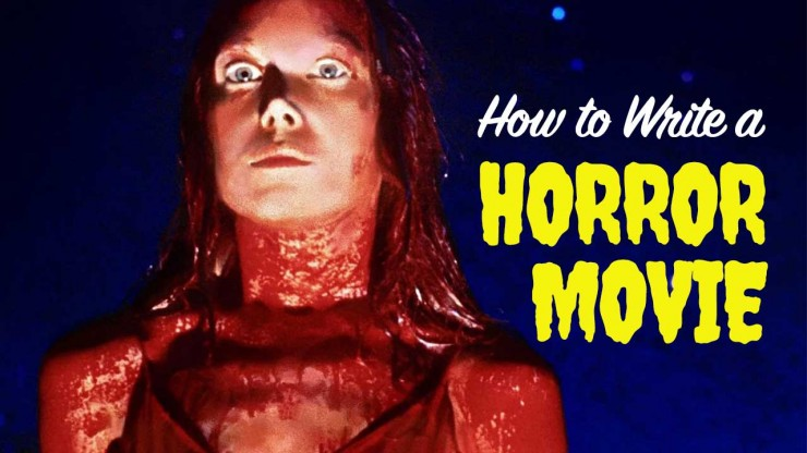 How to Write a Great Horror Movie