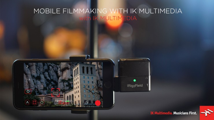 Smartphone Filmmaking CreativeLive Course FiLMIC Pro