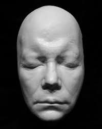 Is the MIchael Myers Mask William Shatner, Death mask