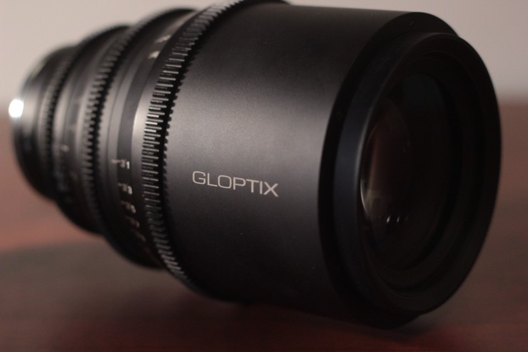 GL Optics Sigma 50-100mm Rehoused Cinema Glass