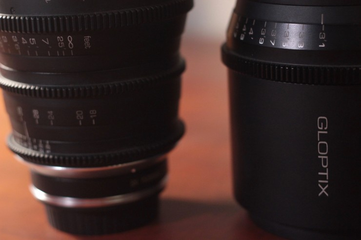 GL Optics Sigma 18-35mm and 50-100mm f/1.8 Review on No Film School
