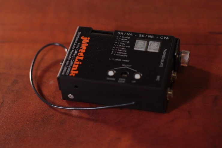 Little DARling Distributed Recorder
