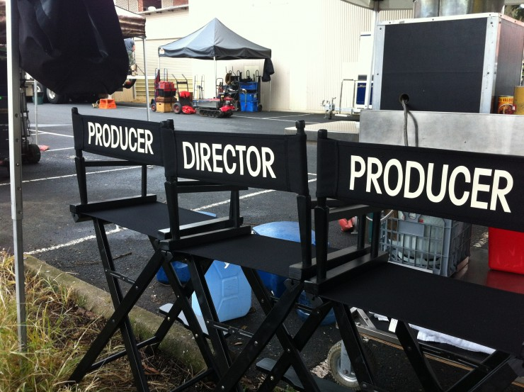 Director's Chairs