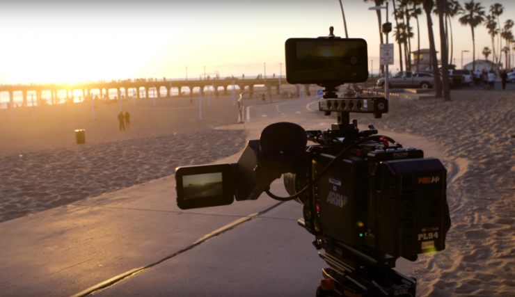 Watch: How Does an iPhone 7 Plus Stack Up Against an ARRI Alexa?
