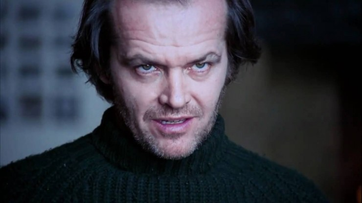 The Shining Going Quietly Insane Creepy No Film School