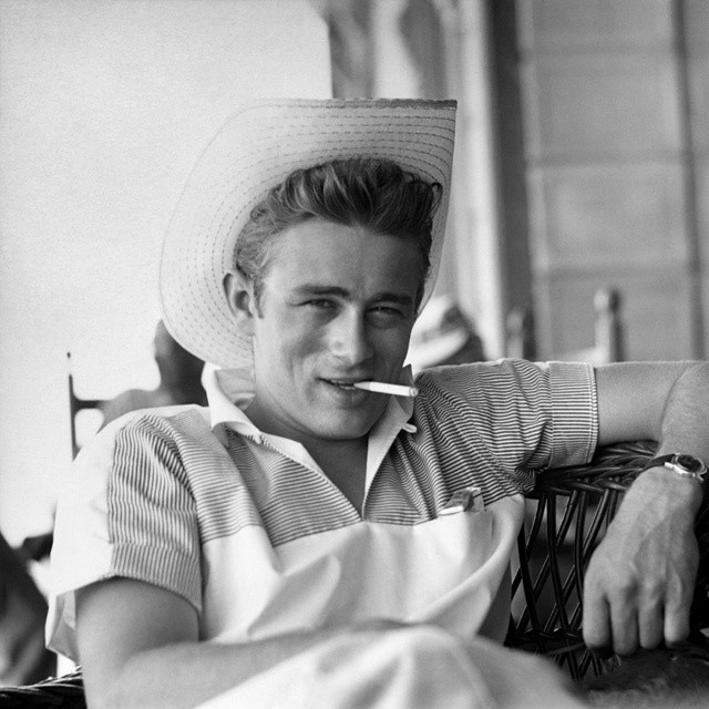James Dean to Star in New Movie Because Hubris