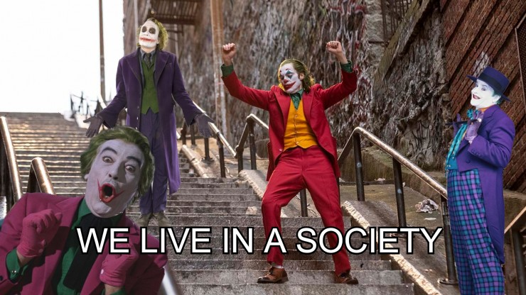 No Film School vs. Joker