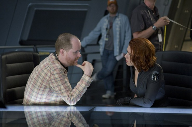 Joss Whedon on Story, Writing, and Directing