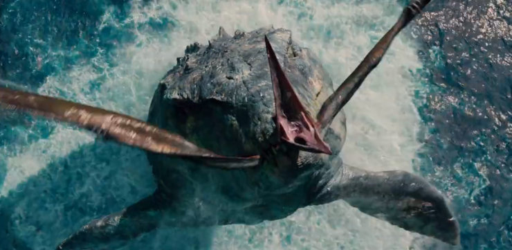 Why One of the Deaths in Jurassic World is Massively Out of Proportion