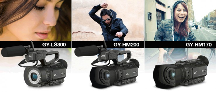 JVC New Super 35mm and 4KCAM Cameras Coming in 2015