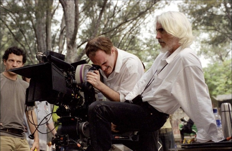 the unique style of tarantino Quentin tarantino exists within his own genre by this point, by blending the amalgamated knowledge of dozens of various films from numerous cultures and styles he has crafted characters of almost every variety imaginable.