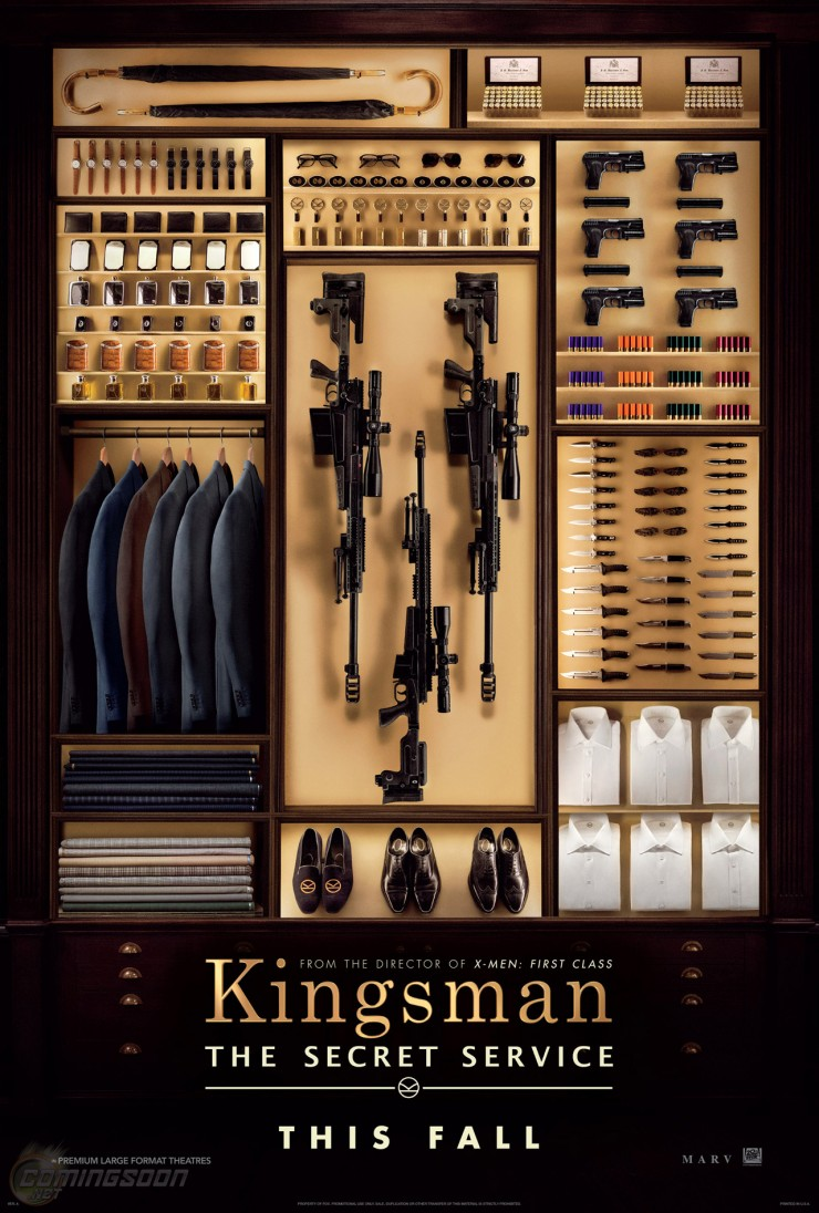Kingsman The Secret Service Editor Eddie Hamilton