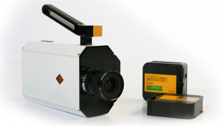 Kodak Super 8mm Camera Concept 1