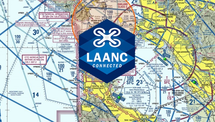Through LAANC, the FAA will grant instant access to recreational drone pilots to fly in controlled airspace