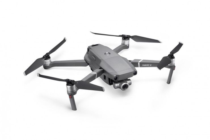 Most DJI Drones, including the DJI Mavic 2 are out of stock