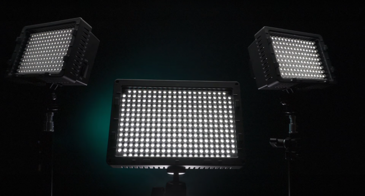 This $250 LED Lighting Kit Is Ideal for Filmmakers on a Budget