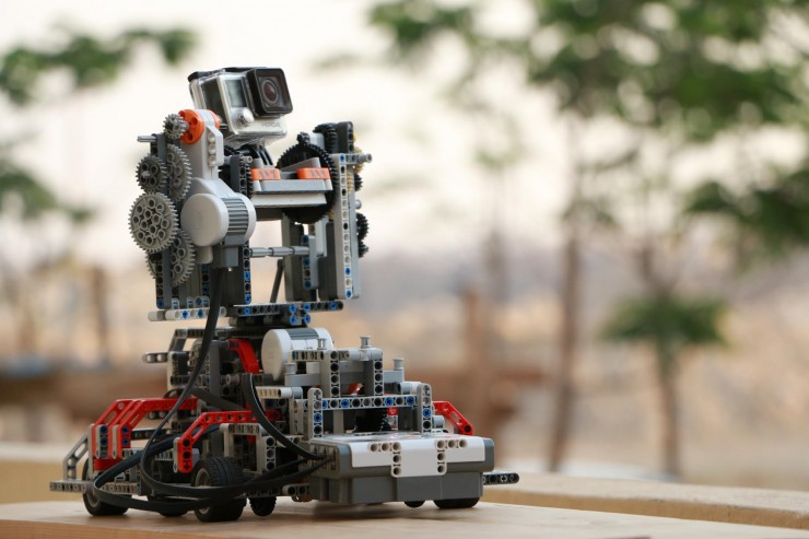 Camera Lego Nxt : Build your own gopro axis motion control out of legos