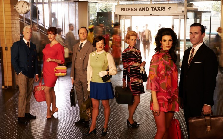 Looking Back on Mad Men with Matthew Weiner