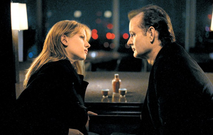 when words fail silence eye contact movies lost in translation fandor keyframe