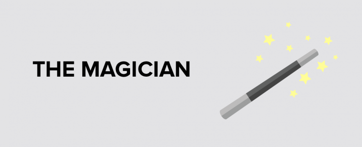 the magician character archetype