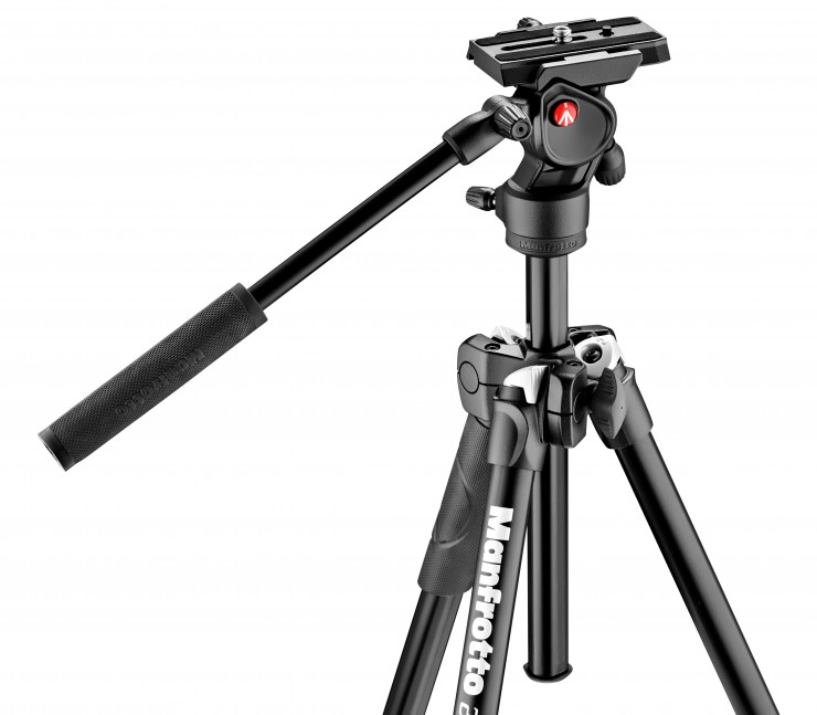 Manfrotto BeFree Video Head