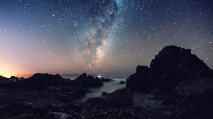Mark Gee The Art of Night Syrp Genie Time-lapse Tutorial