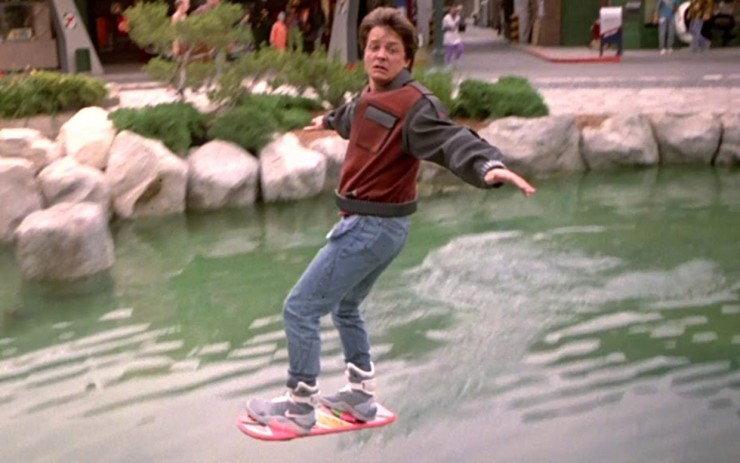 Hoverboard back to the future burger fiction video no film school justin morrow
