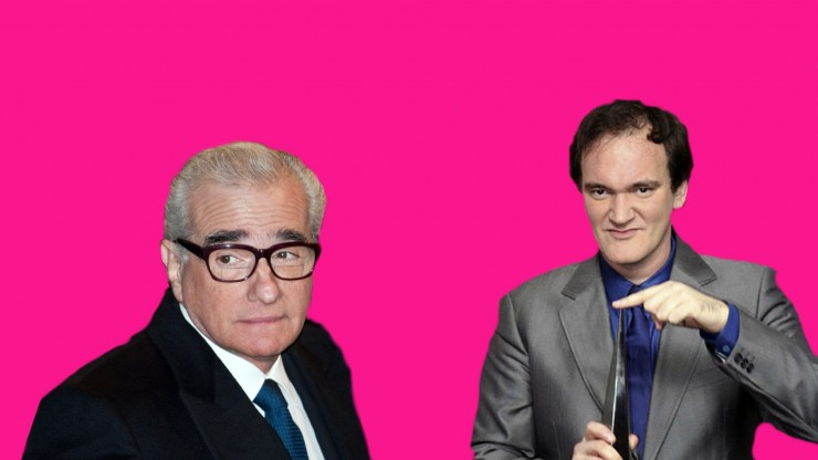 Scorsese and Tarantino