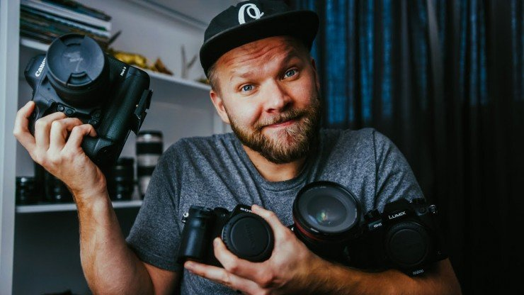 Basic camera knowledge frees you up to tell your story