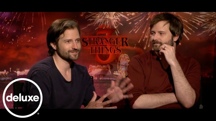 EXCLUSIVE VIDEO: Stranger Things' Duffer Brothers on How to Break Into Directing
