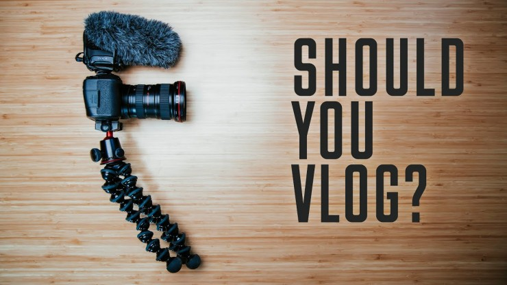 There are five things you need to start a vlog, and none are hardware related.