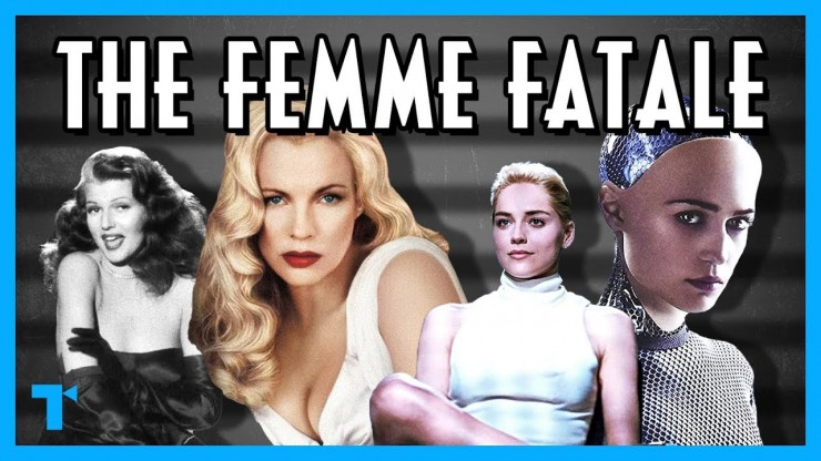 Writing Tropes the Femme Fatale