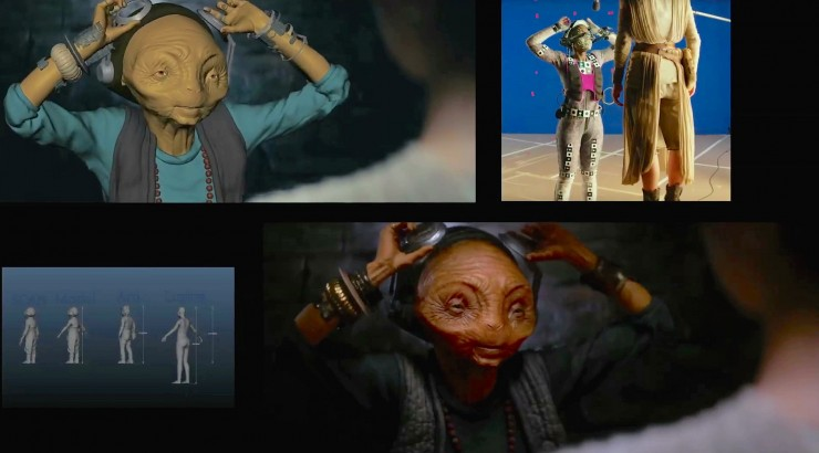 Go Behind the Scenes of the Oscar-Nominated VFX for 'Star