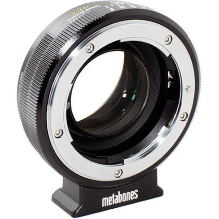 Metabones Redesigned Speedbooster Fits like a Glove in the BMPCC4K