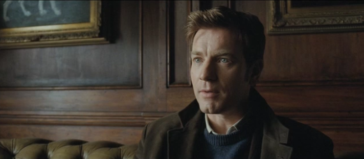 Ewan McGregor The Ghost Writer