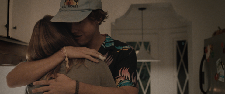 Whitmer Thomas in 'My Daughter's Boyfriend' — Available Online Now