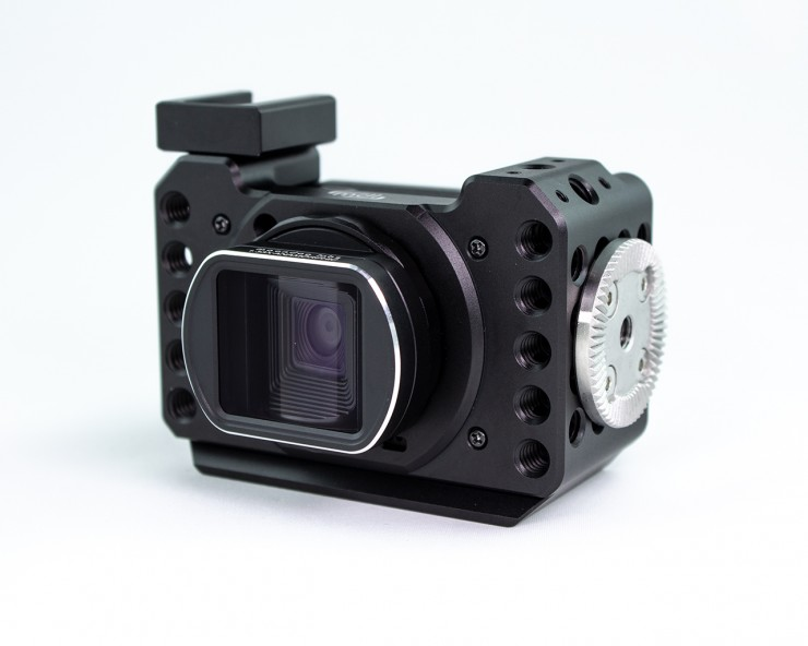Can Moondog Labs' Mounting Kit Turn Sony's Action Cam into a