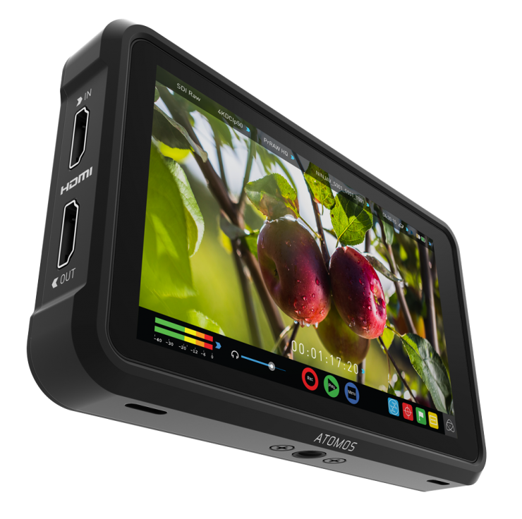 Atomos Ninja V Review on No Film School