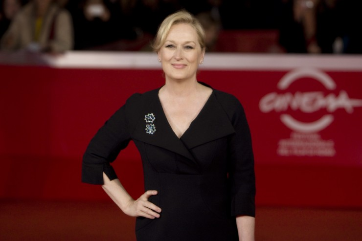 Meryl Streep Funds The Writers Lab to Support Women Screenwriters 40 and Up