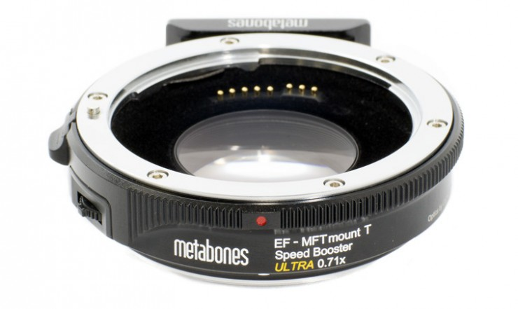 Metabones Speed Booster EF-MFT ULTRA