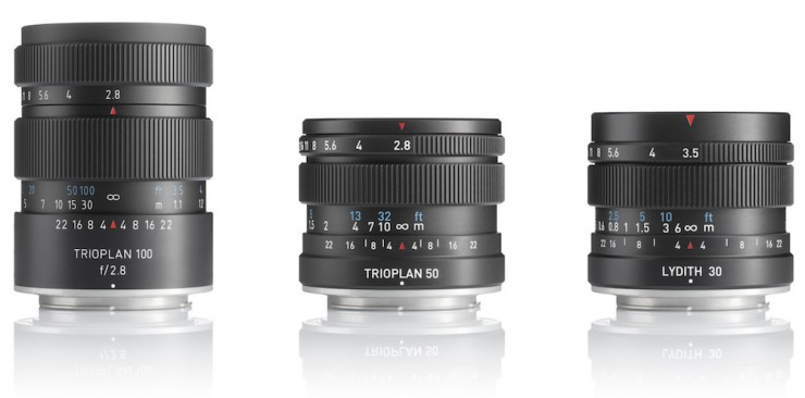 Meyer Optik Has Returned... And They Brought 3 New Full-Frame Lenses with Them