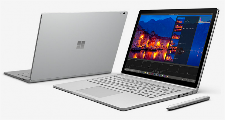 The Microsoft Surface Book Is A Windows Laptop You Ll