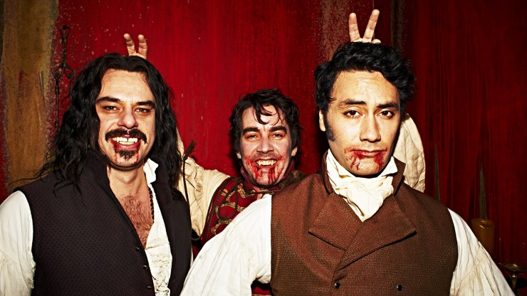 Mockumentary What We Do in the Shadows
