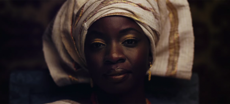 Mother of George: DP Bradford Young (2013)
